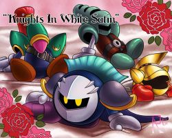 Knights In White Satin by BabyVegeta