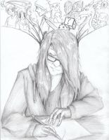 The Creature of Mind by Linitha
