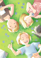 FMA: Home by alicenpai