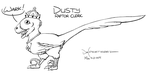 Dusty the Awesome by Daitou