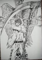 Light Yagami by sasukevsnaruto101