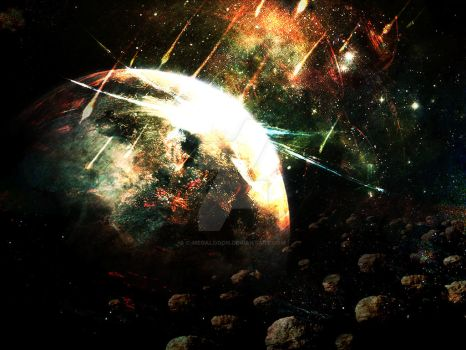 Space Odyssey Full by C-Megalodon