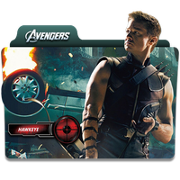 Hawkeye Avengers by jithinjohny