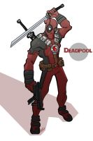 Deadpool by RevDenton