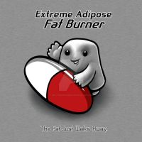 Extreme Adipose Fat Burner by JellySoupStudios