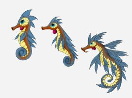 Seahorse by dakuness