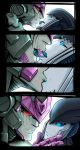 The kiss. Tarn and Crosswind by Shamba999