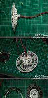 W.I.P. Arc Reactor Prop - Core by HariNgDuga