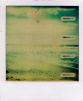 Beach polaroid 3 by anydaynow