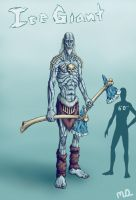 Ice Giant by l-gray-l