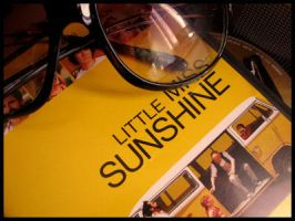 little miss sunshine by thillyLiv