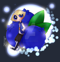 AT: Blueberry Boomer by SweetLilHaru