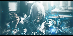 Assasin's creed altair by Kia-style