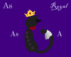 As royal as a queen by cheshire-cat-tamer