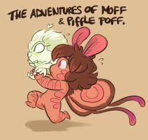 Moff and Piffle Poff. by StressedJenny