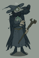 witchsona by crowvenchi