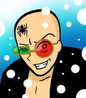 Spider Jerusalem by ChibiCelina