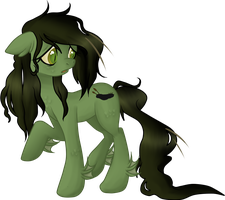 Monster Pony by OwlBits
