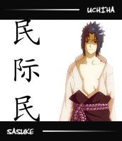 Shippuden Sasuke - Fancy by SiStyle