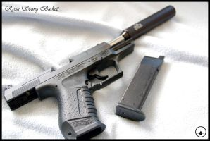 Walther P-99 by truthcanbebought