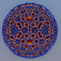 One More Beaded Sphere by mario837