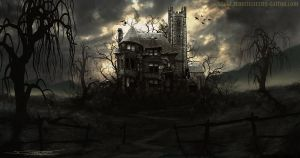 Haunted House by AtomiccircuS