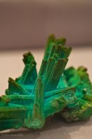 Chrysocolla After Gypsum by WinterLover29