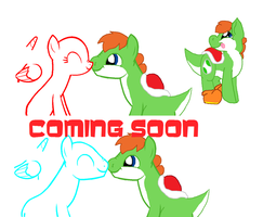 Coming Soon breedable by Yoshi123pegasister