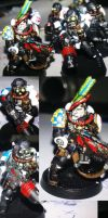 Custom Imperial Stormtroopers by markusglanzer