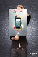 iPhone Poster by Erfanix