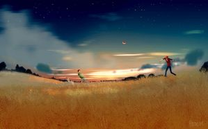 Go deep! by PascalCampion