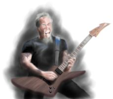 James Hetfield by MikimusPrime