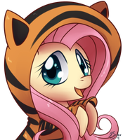 Fluttertiger by Bukoya-Star