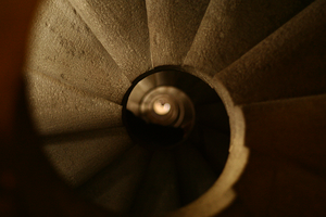 the downward spiral by hyperchondriac