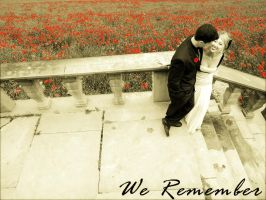 We Remember by NicoleWilliam