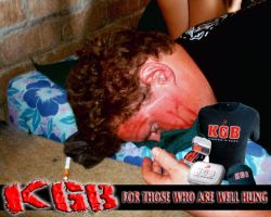 KGB - For the well hung by SouthernDesigner