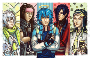 Dramatical Murder by Pew-PewStudio