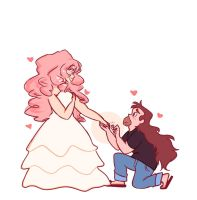 Proposing to Rose by arrival-layne