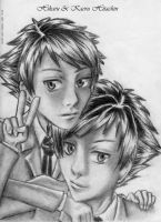 *Brotherly Love (Shaded Version)* by AniMusision