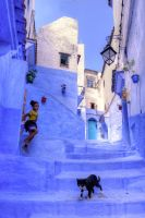 Chefchaouen  Morocco by ouhti