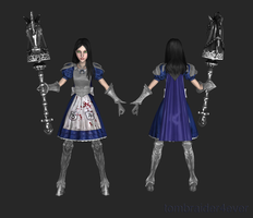 AliceKnight version2 by tombraider4ever