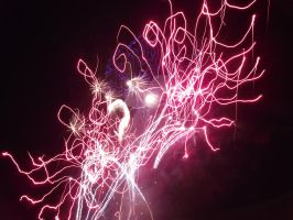 Firework squiggles by Daggles67