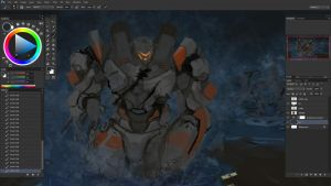 COUNTERATTACK OF MANKIND (Work in Progress) by ianskie1