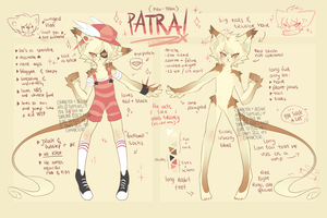 PATRA reference by toypenis