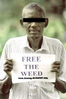 Free The Weed by koneng