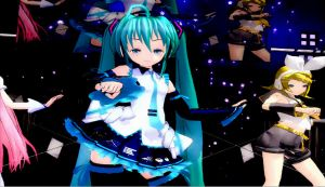 MMD Discotheque VIDEO+MOTION by RaikuHoshigami