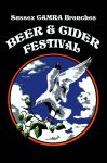 Sussex Beer Festival T shirt 2013 by spoof-or-not-spoof