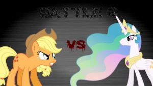 Pony Kombat 2 Round 2, Battle 3 by Macgrubor