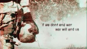 This is war by Peace4all