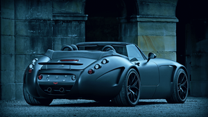WIESMANN BLACK BAT by JSGidda